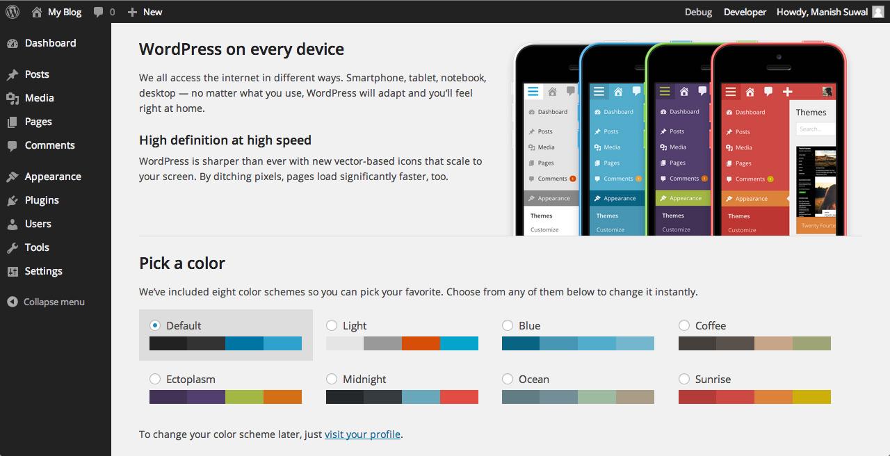 WordPress on Every Device