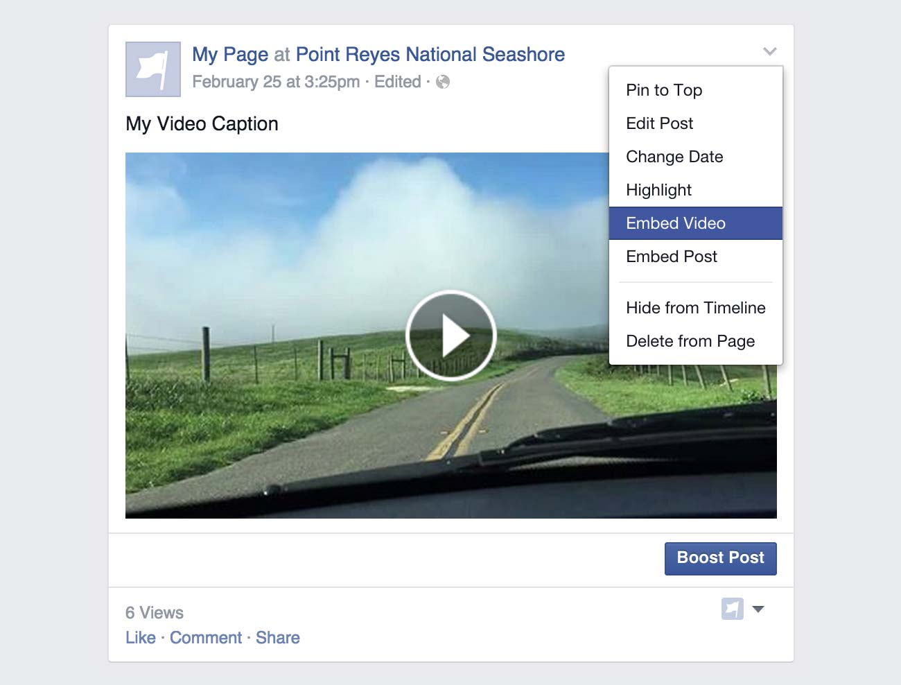 How To Embed Facebook Video to Your WordPress Website