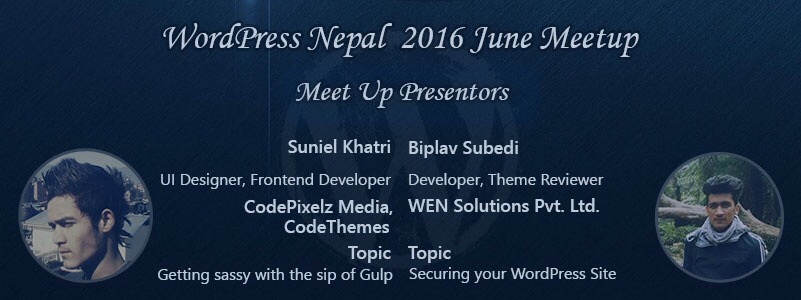 WordPress Meetup, June 2016 – WordPress Nepal