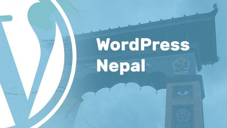 WordPress (WordCamp) Nepal 2016