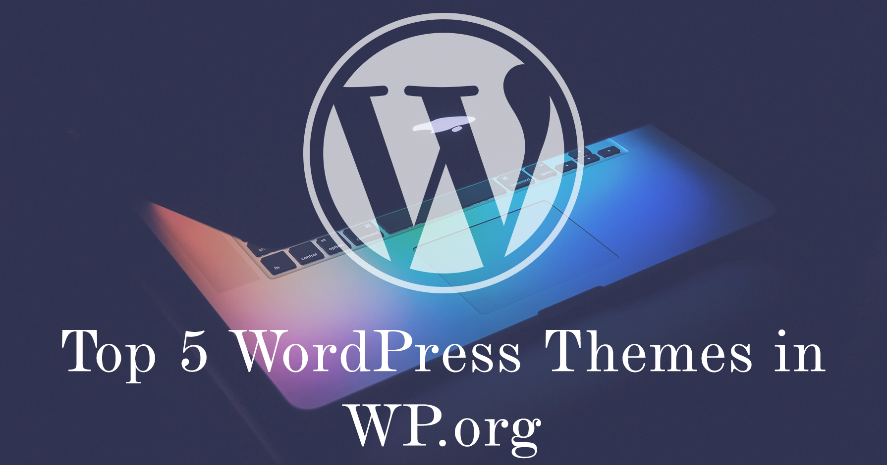 Top 5 WordPress themes in WordPress.org – June 2016 (Free)