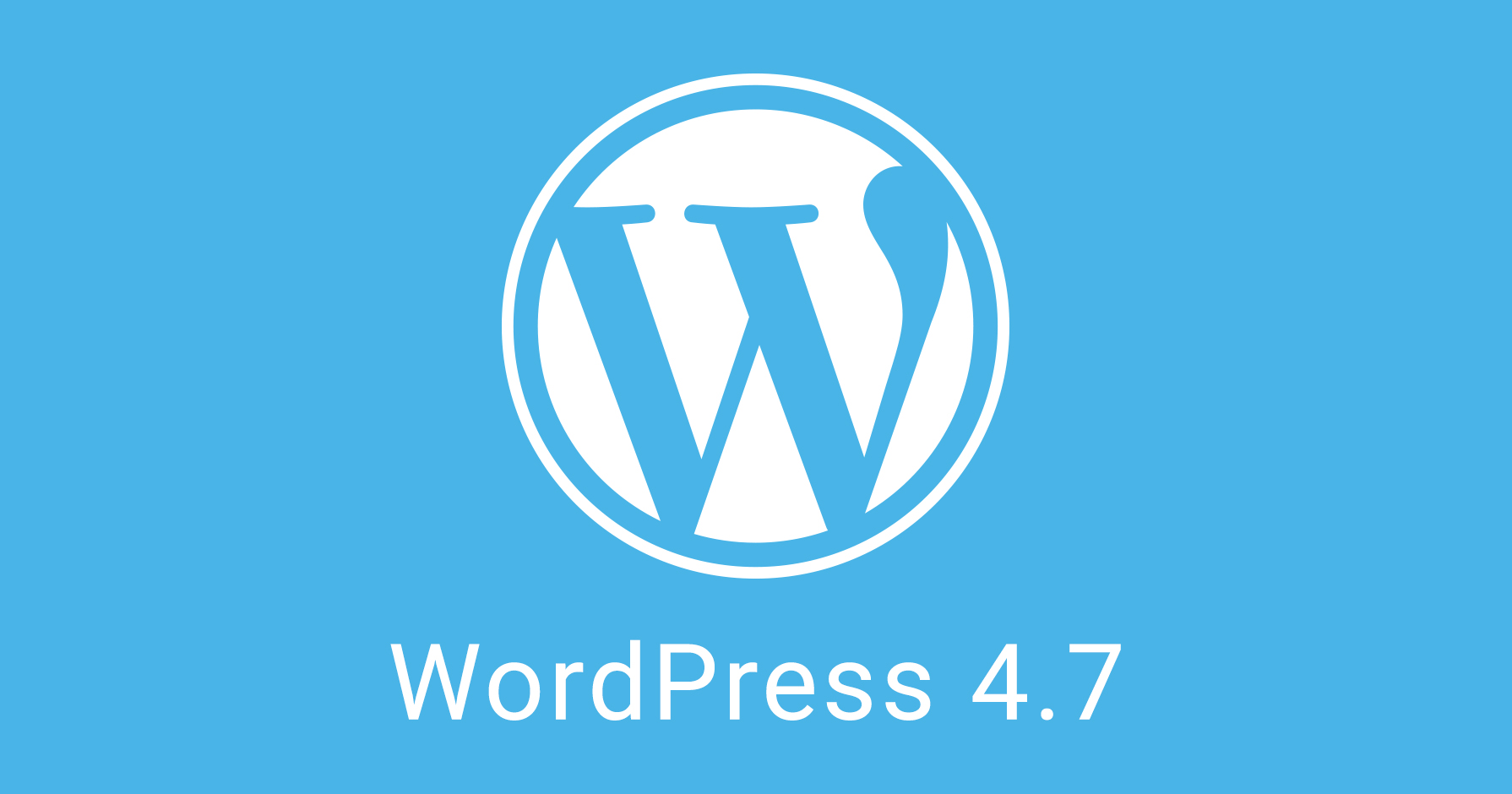 WordPress 4.7: Matt Mullenweg Passes the Torch to Helen Hou-Sandí