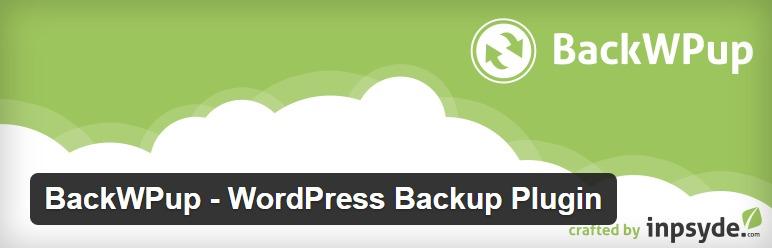 Best Plugins to Back up WordPress sites - BackWPup