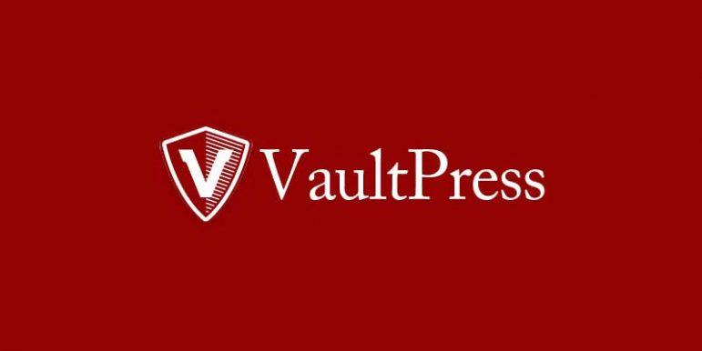 Best Plugins to Back up WordPress sites - VaultPress