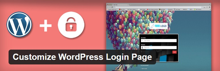 Customize WordPress Login Page