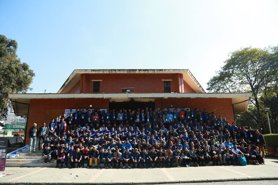 WordCamp Kathmandu 2016
