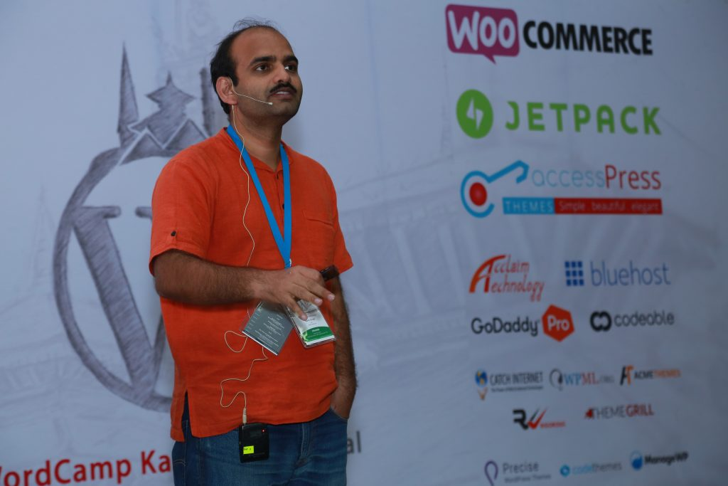 Amit Kumar Singh at WCKTM2016