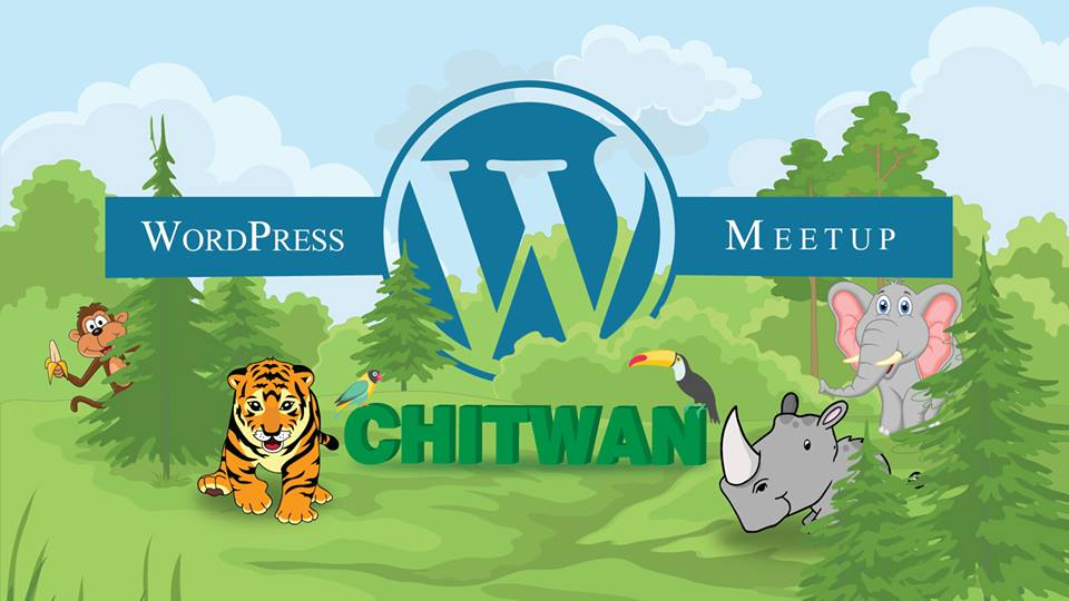 WordPress Chitwan Banner