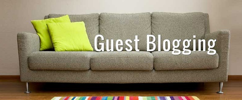 Guest Blogging.