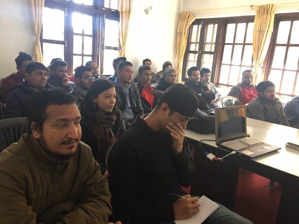 WordPress Kathmandu January 2017 Meetup