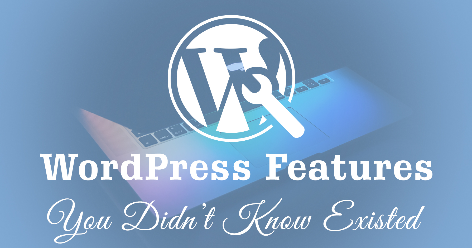 amazing WordPress features