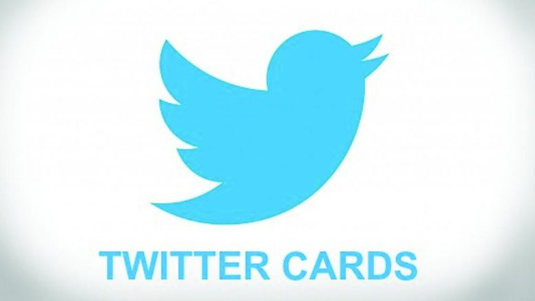 add twitter cards