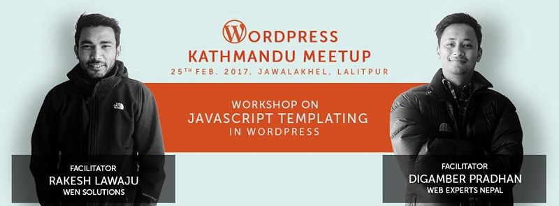 WordPress Kathmandu February 2017 Meetup