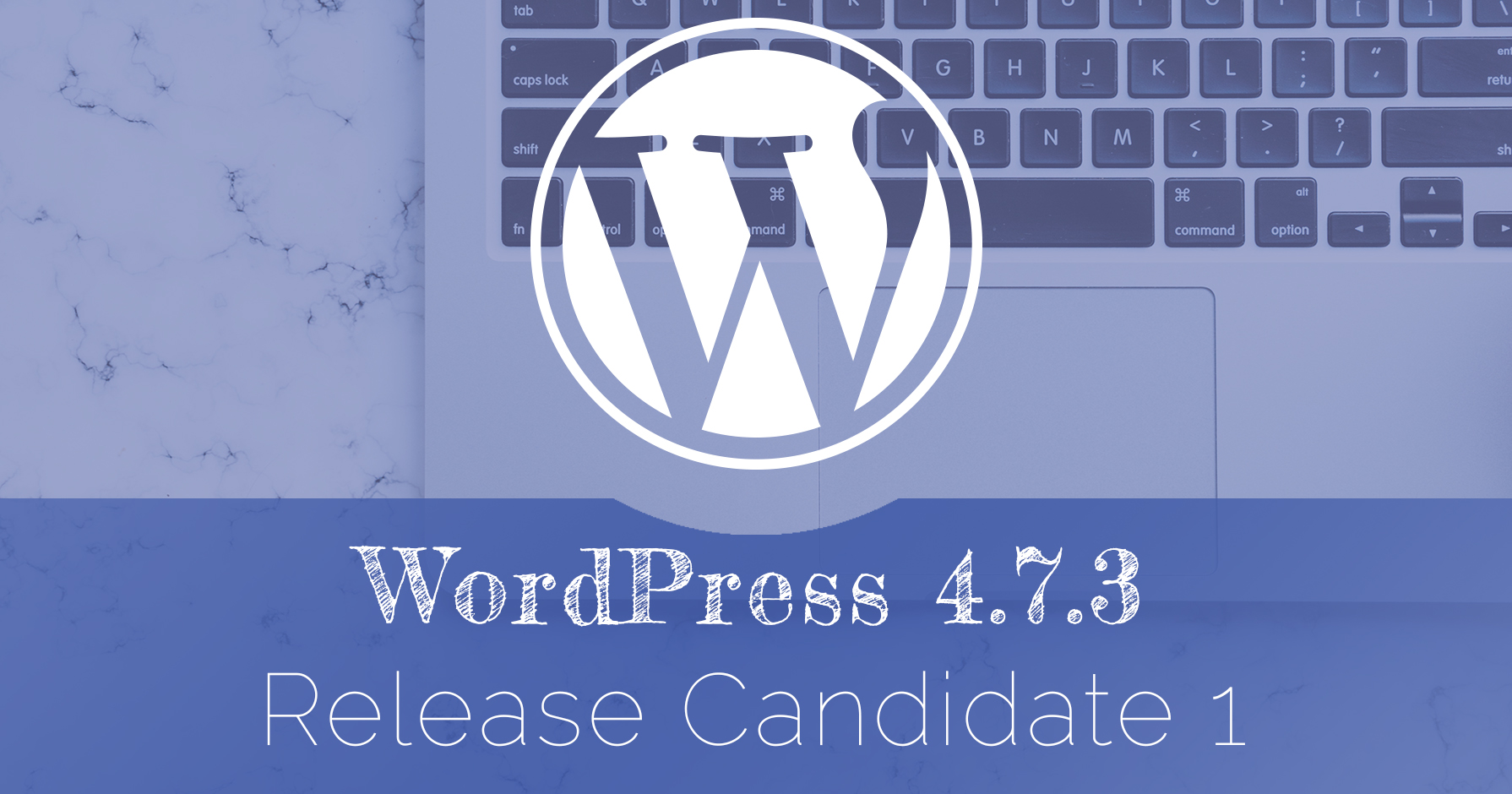 WordPress 4.7.3 RC - 1
