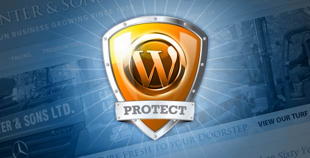 WordPress sheild