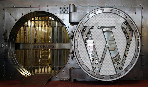 WordPress vault