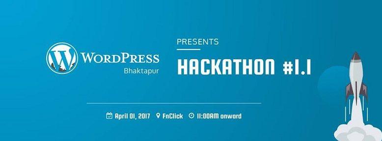 WordPress Bhaktapur Hackathon #1.1