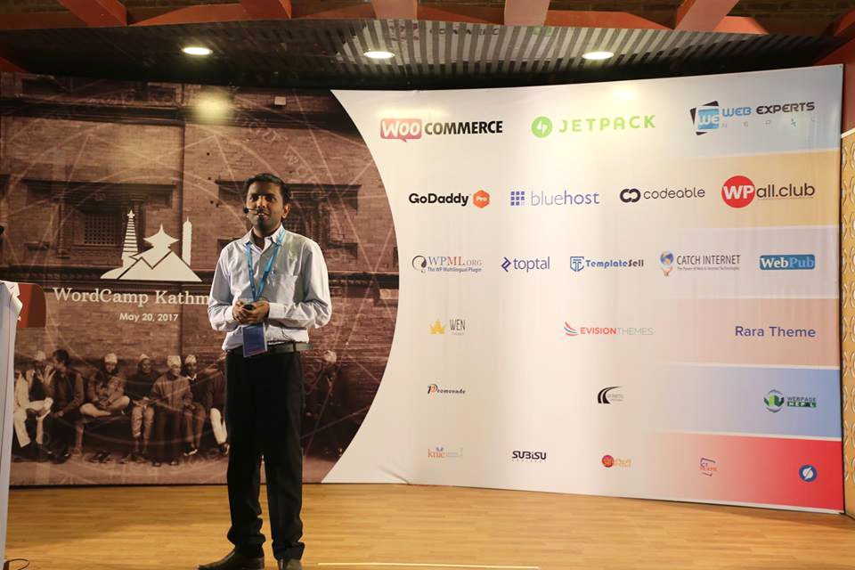WCKTM 2017 Stars: An interview with Harshad Mane