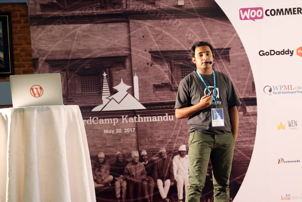 Muhammad Adnan at wcktm 2017