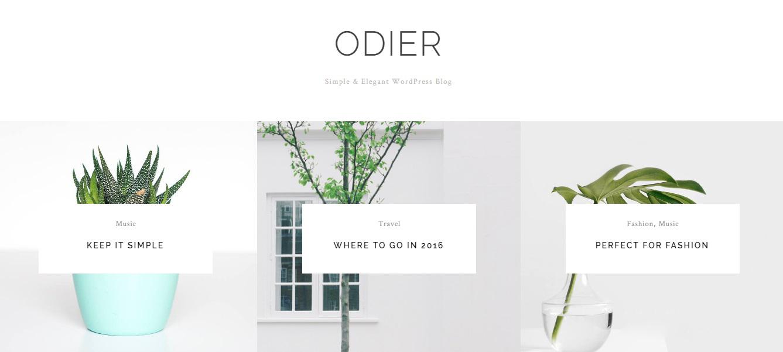 Odier