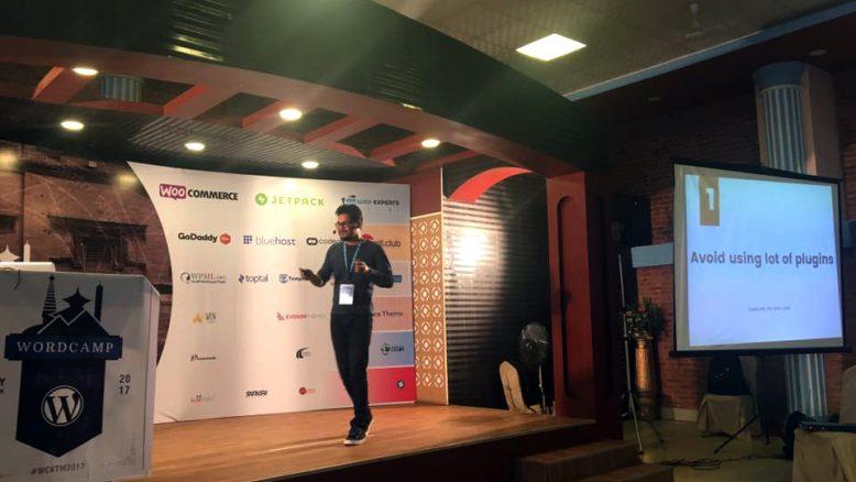 Siddharth Ashok at wcktm 2017