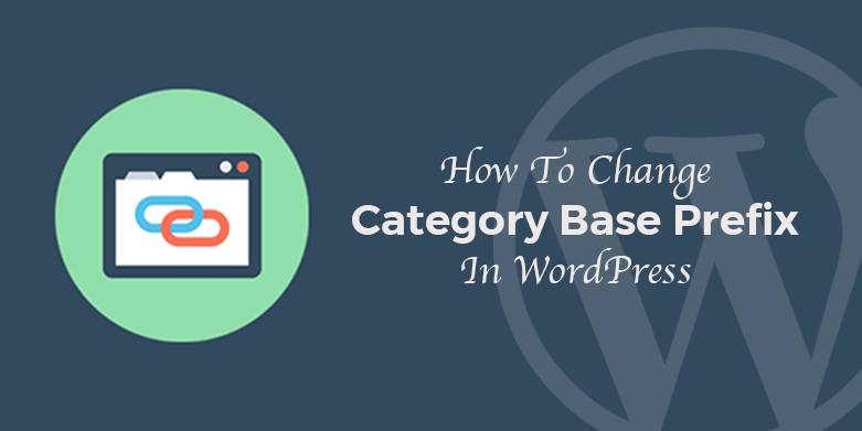 How to change Category base prefix in WordPress