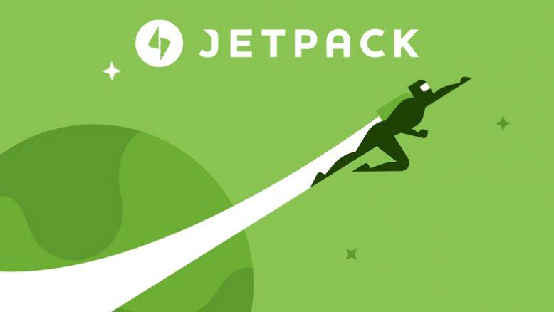 Jetpack's logo