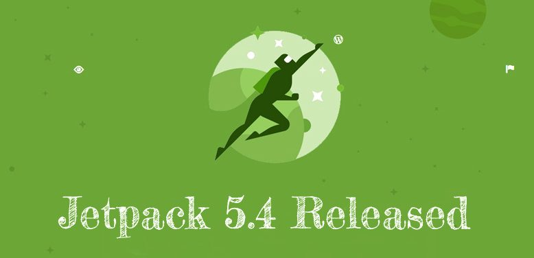 Jetpack 5.4 released