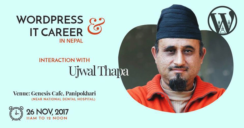 WordPress Kathmandu November Meetup 2017