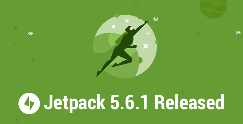 Jetpack 5.6.1 Released with Contact Form Security Updates