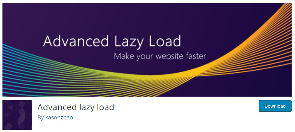 Advanced lazy load