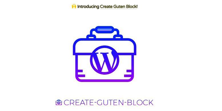 Create Guten block Toolkit