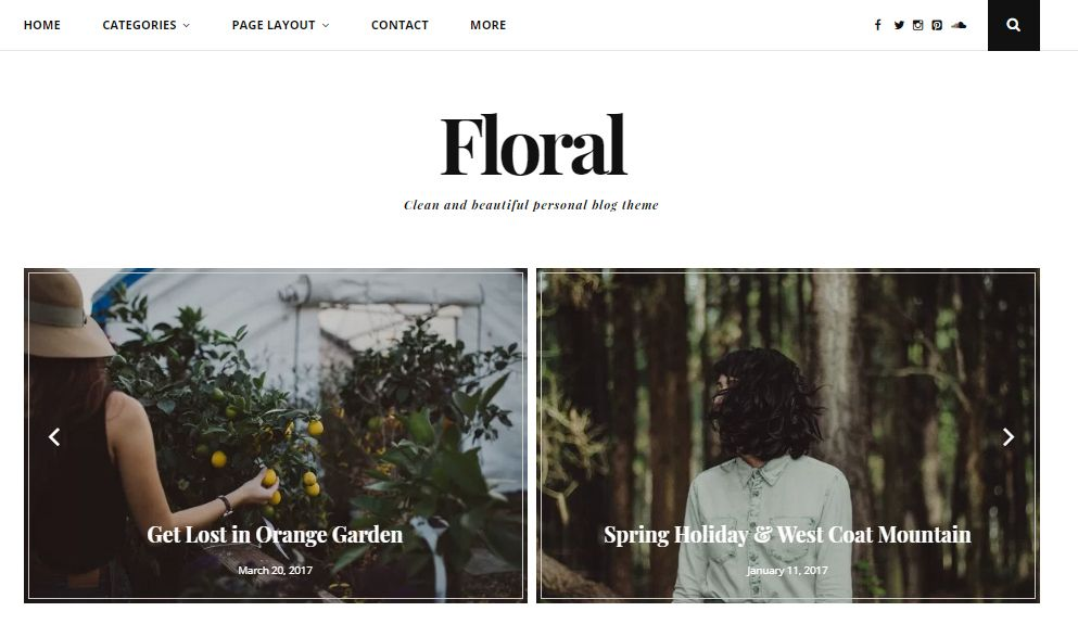 Floral Lite