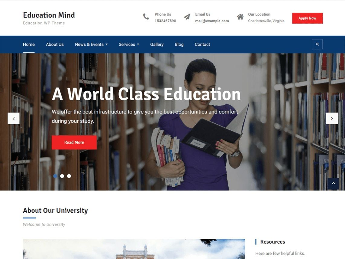 Education Mind. Image Source: WordPress.org