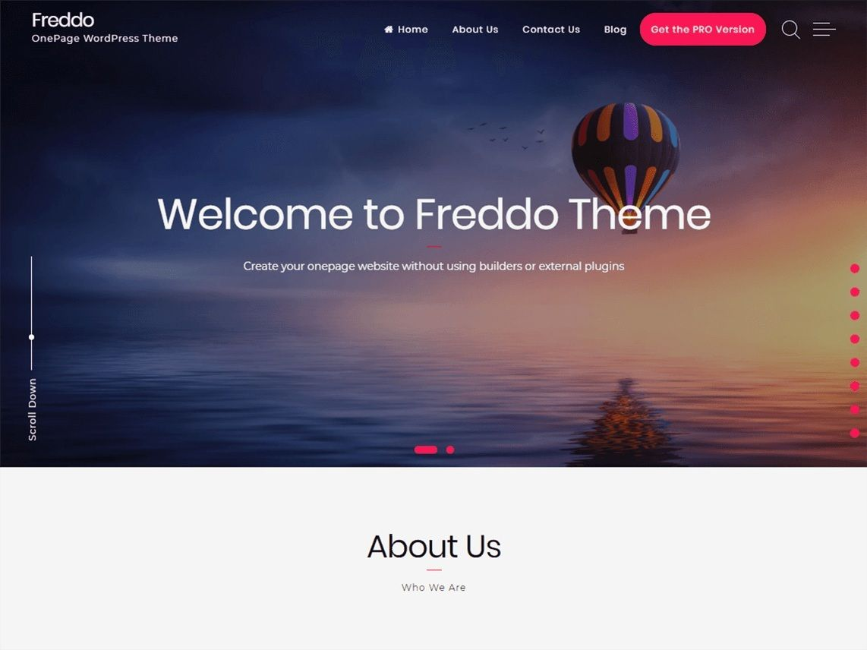 Freddo. Image Source: WordPress.org