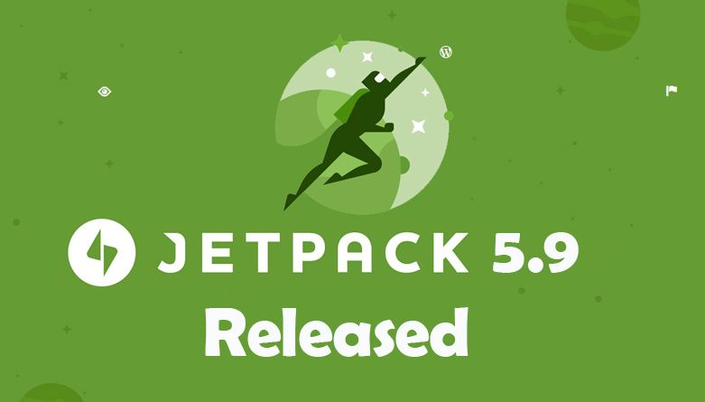 Jetpack 5.9 Released with General Maintenance Items