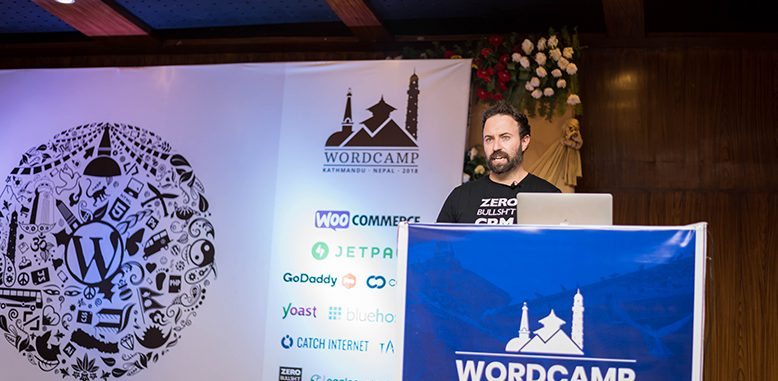 WCKTM 2018 Stars: Interview with Mike Stott