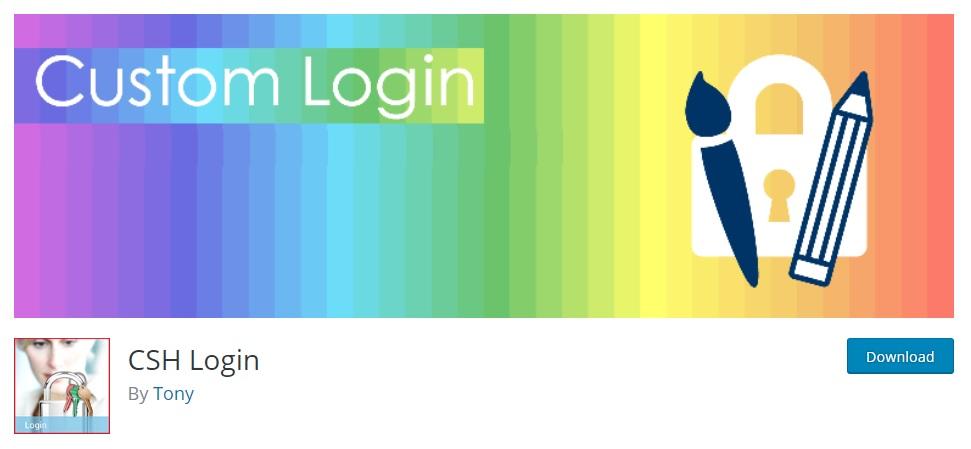CSH Login plugin