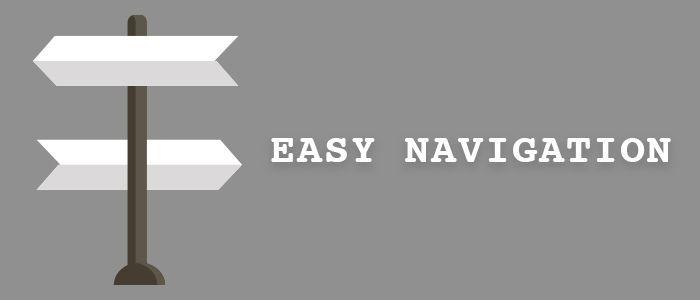 Easy-Navigation