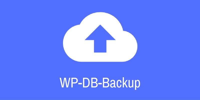 WP-DB-Backup-Plugin