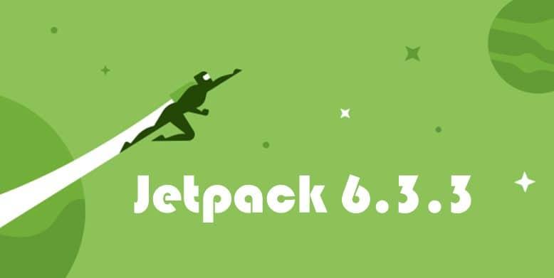 Jetpack 6.3.3 Released