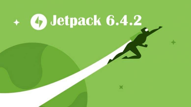 Jetpack 6.4.2 Released
