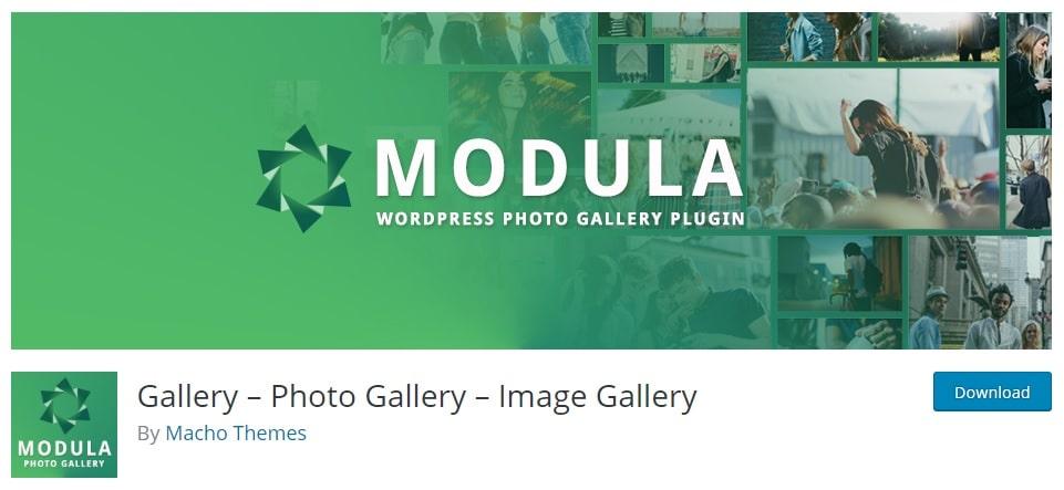 Modula Gallery
