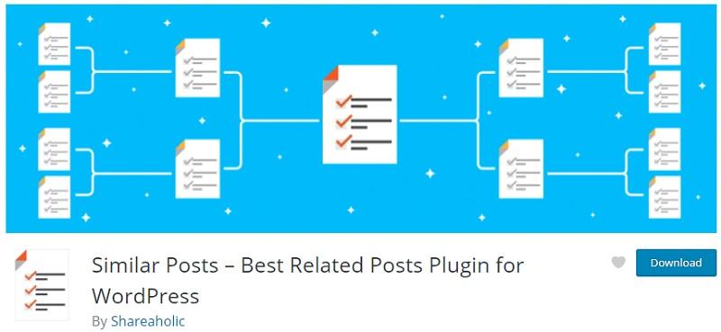 Similar Posts plugin