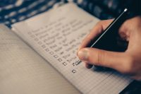 ultimate blogging checklist featured image