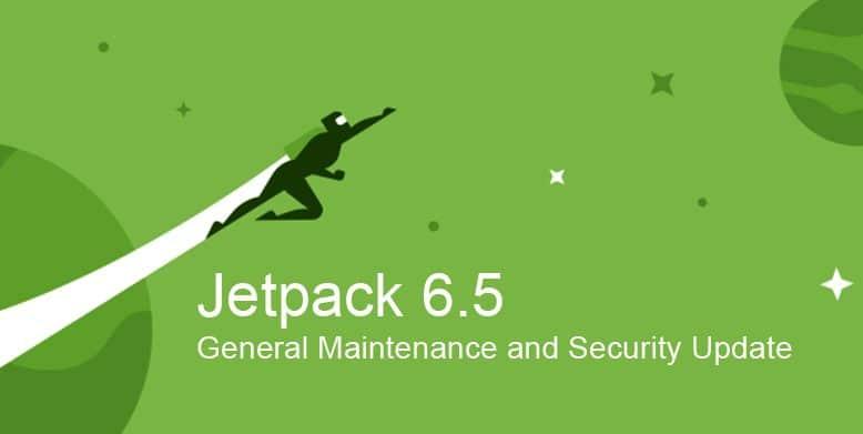 Jetpack 6.5 Released