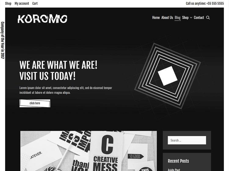 Koromo. Image Source: WordPress.org