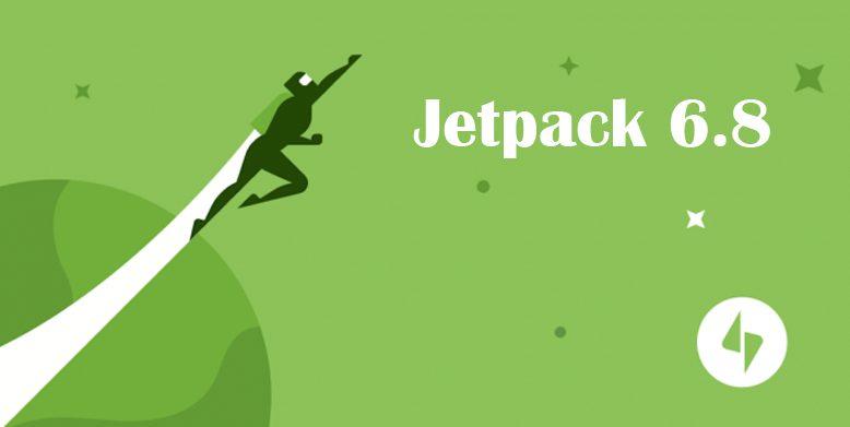 Jetpack 6.8 Released