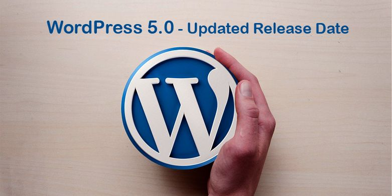 WordPress 5.0 Updated Release Date
