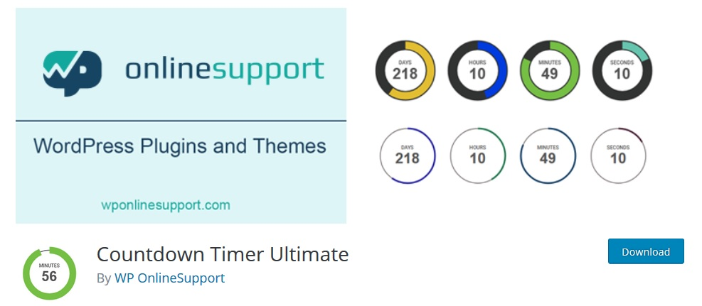 Countdown Timer Ultimate plugin